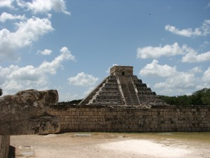 Mexiko Chichen Itza